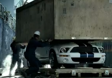 Shelby GT 500 feat. Germany
